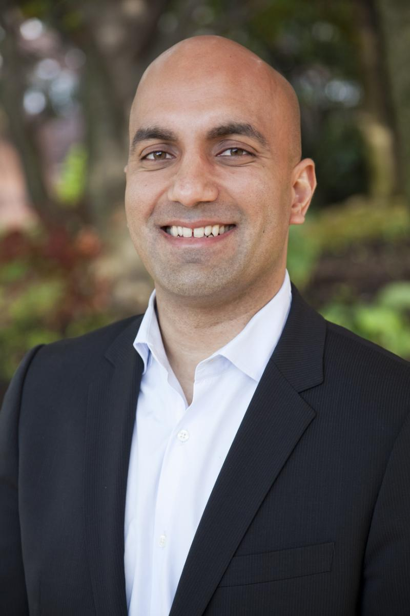 Amit Bouri, chief executive of the Global Impact Investing Network