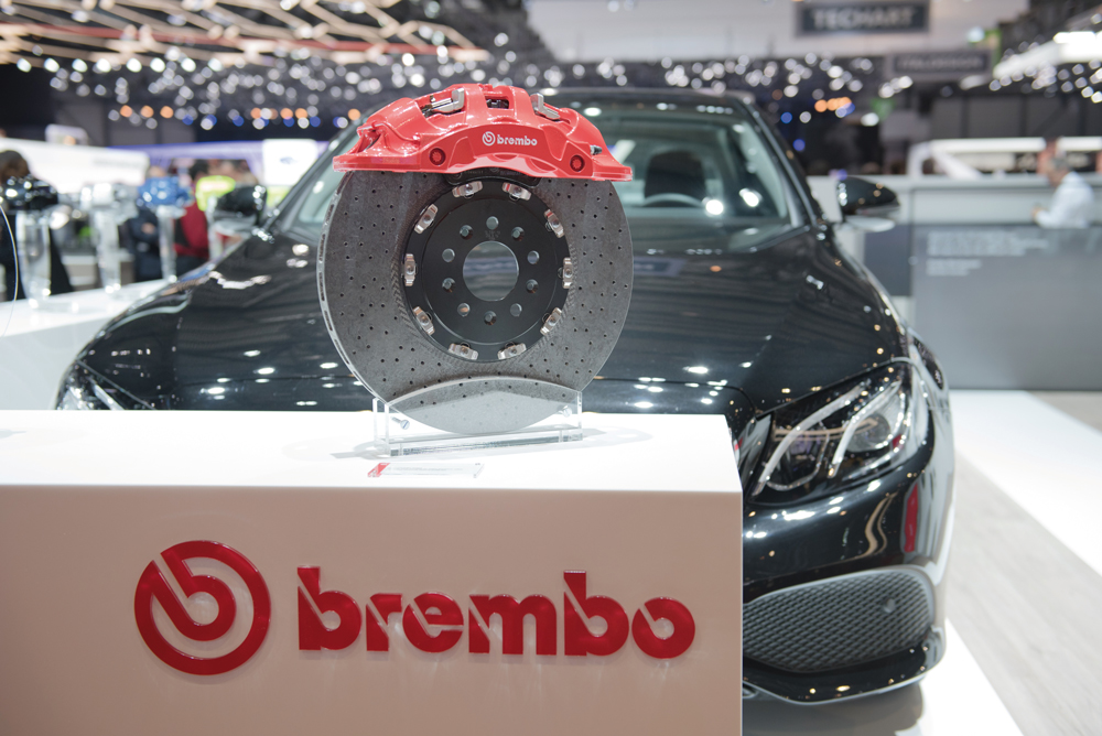 Brembo - Photo: gims.swiss