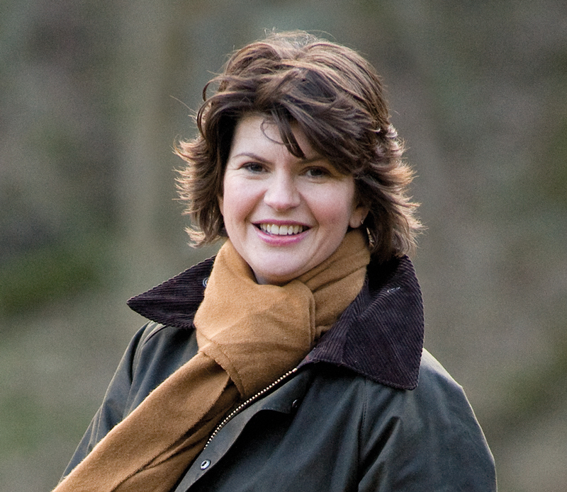 Helen Barbour, chairwoman of Barbour Sporting