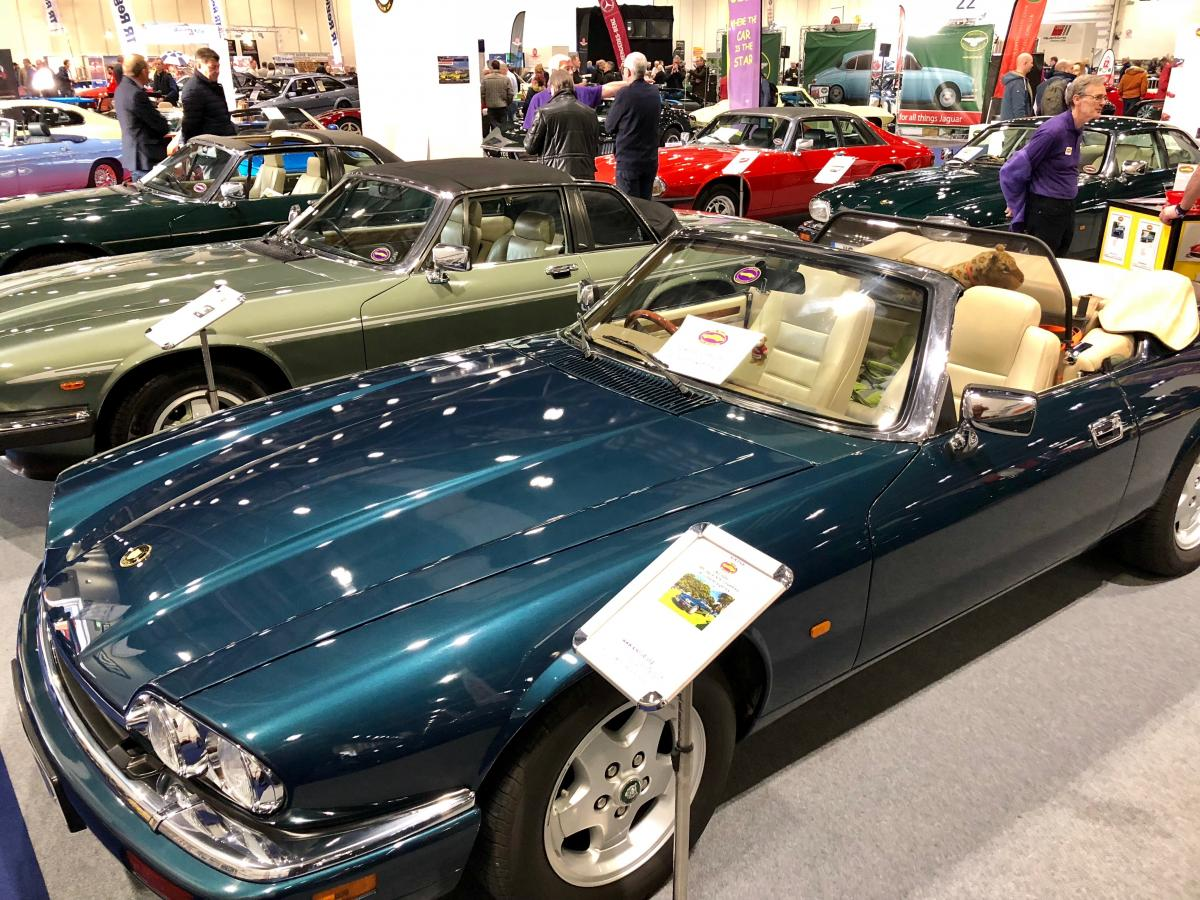 Classic cars in top gear with passion investors | Campden FB