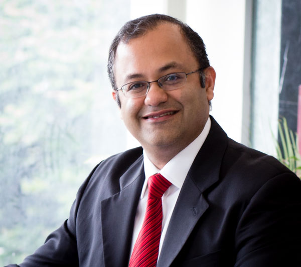 Jai Rupani, chief investment officer of Bangalore-based Dinesh Hinduja single family office