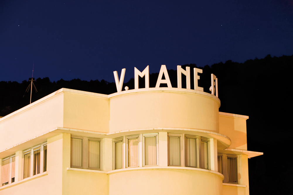 MANE HQ Bar sur Loup, France - Ph: Gerard Uferas
