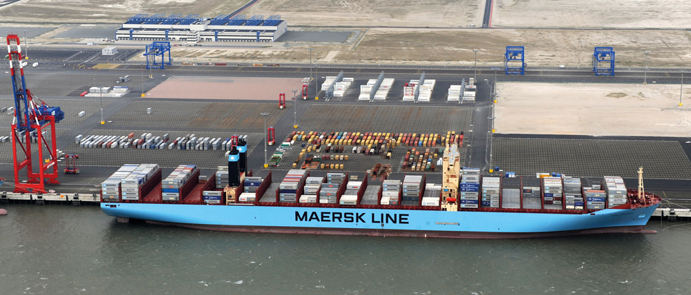 Maersk - Ph: Press Association