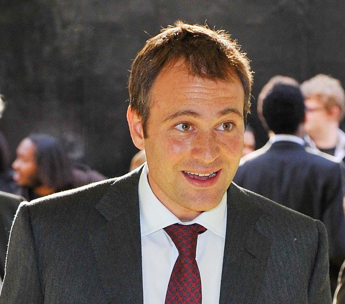 Ben Goldsmith – co-founder of sustainability investment firm WHEB - Ph: PA