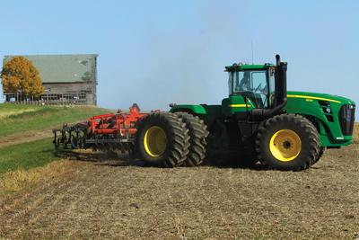 Tractor /& Plough Lego Etf Securities