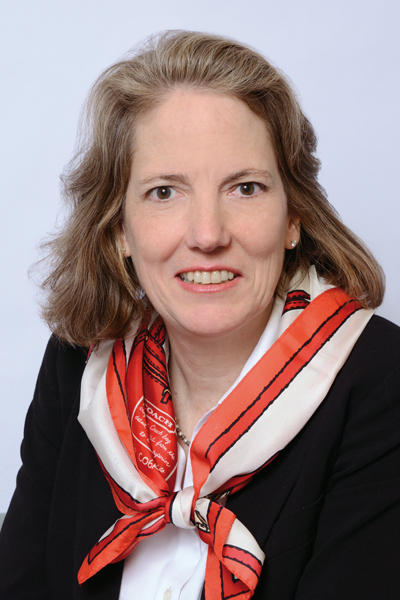 Patricia Angus, founder and chief executive of the New York-based Angus Advisory Group
