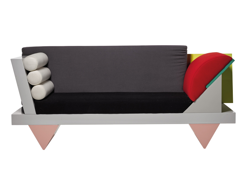 Peter Shire 'Big Sur' Sofa
