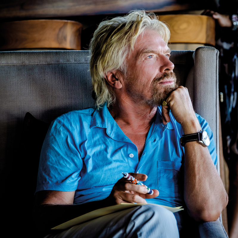 Sir Richard Branson - Ph. Virgin Group