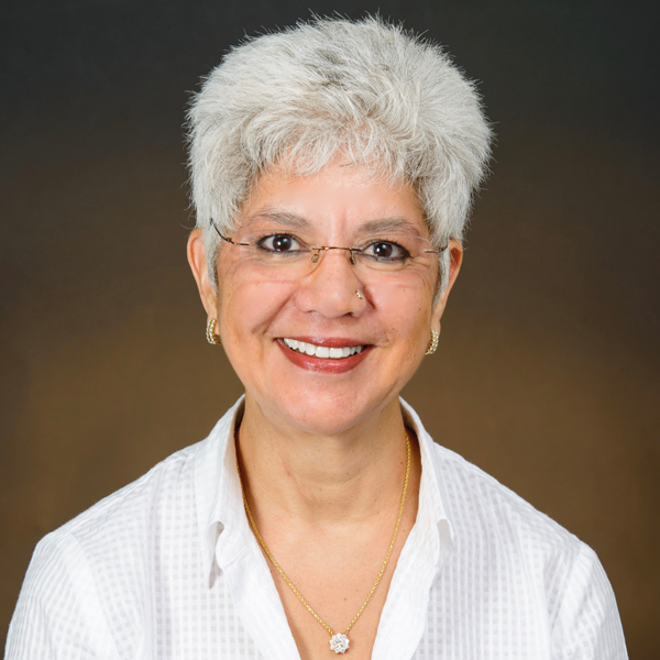 Suniya Luthar, foundation professor of psychology at Arizona State University and professor emerita at Columbia University's Teachers College