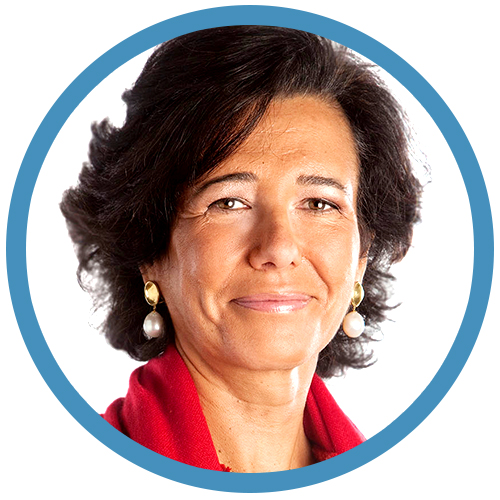 Ana Botín, Santander Group