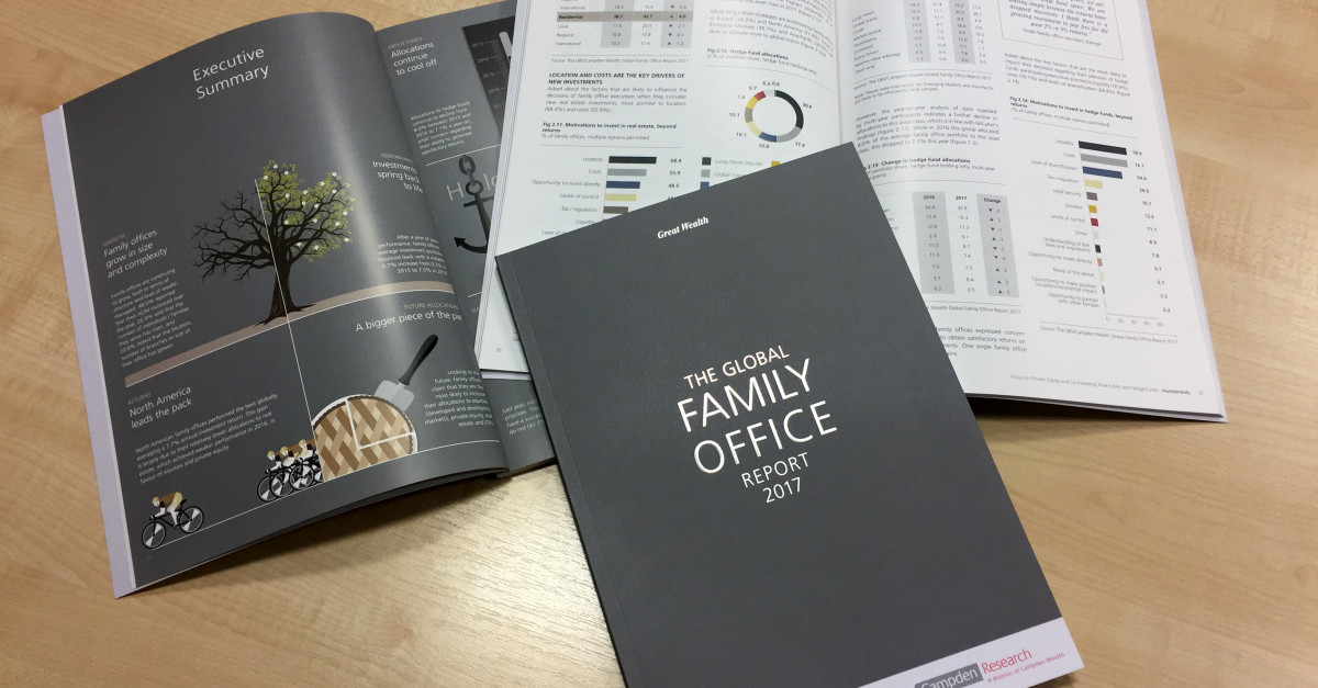 Growth Millennial Driven Impact Investing In New Global Family Office Report 2017