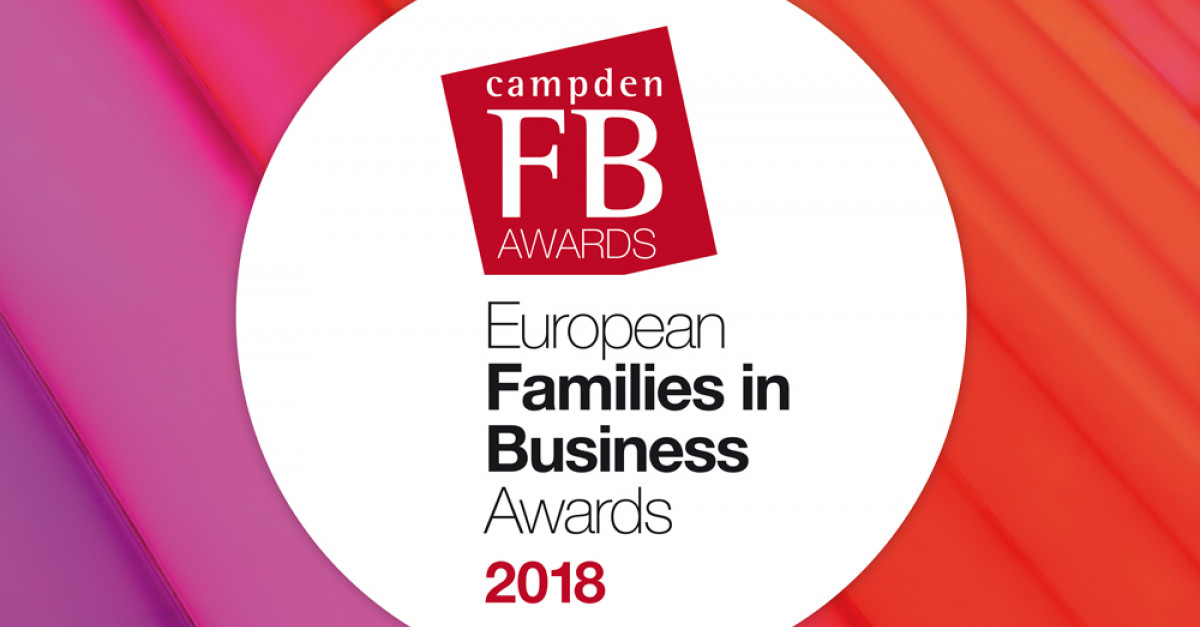 Shortlist announced for the European Families in Business