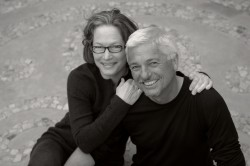 Lisa and Charly Kleissner, founders of the K L Felicitas Foundation and impact investing network Toniic