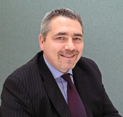 John Garland, head of foreign direct investment, Department of Economic Development, Isle of Man