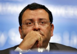 Tata Sons ousted deputy chairman Cyrus Mistry, photographed in 2012