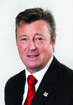 Dominic Wheatley, chief executive of Guernsey Finance