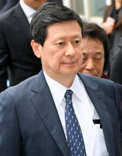 Lotte Group vice chairman Shin Dong-Joo
