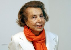 Liliane Bettencourt has died