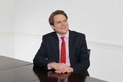 James Brockhurst, Senior Associate at Forsters LLP