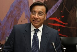 ArcelorMittal chairman and chief executive Lakshmi Mittal is positive about the 2018 outlook