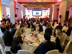 The European Families in Business Awards 2018 in Madrid on 12 June.