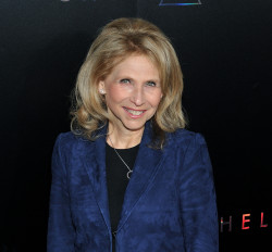 Shari Redstone, vice chair of CBS and president of National Amusements