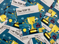 The Top 75 Fastest Growing Mid-Sized Family Businesses, the new report by Campden Research with KKR, is out this week