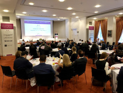 The Campden Wealth European Family Office Conference 2018 was held in London on 6-7 November