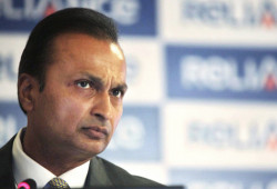 Anil Ambani, chairman Reliance Group