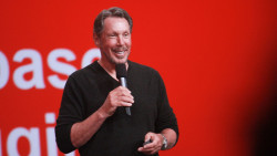 Larry Ellison, Oracle founder