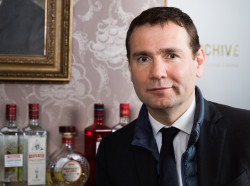 Alexandre Ricard, the third-generation chairman and chief executive of Pernod Ricard since 2015