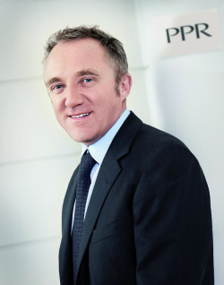 Francois-Henri Pinault, chairman and chief executive of Kering