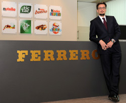 Giovanni Ferrero, family principal of Ferrero Group