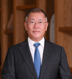 Euisun Chung, new chairman of Hyundai Motor Group