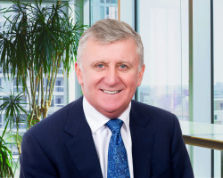 Joe Moynihan, chief executive of Jersey Finance