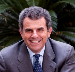 Ferruccio Ferragamo, second-generation chairman of Salvatore Ferragamo