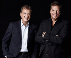 Markus Bensberg (left) and Oliver Reichert are the chief executives of Birkenstock Group.