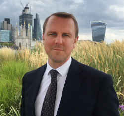 Peter Newton is the director of events at Campden Wealth.