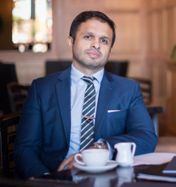 Tayyab Mohamed is the co-founder of Agreus Group and president of Agreus USA.