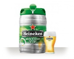 Family-owned Heineken is the world's third-largest brewer