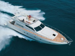 Luxury yacht family business considers sale