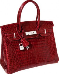 The Birkin bag that sold for $203,150