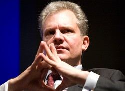 Arthur Sulzberger Jr will become interim chief executive when Janet Robinson retires ©PA