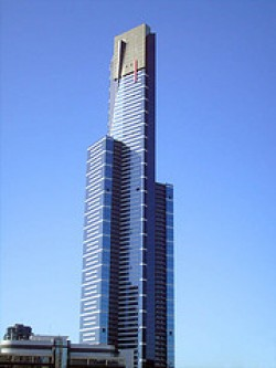 Grocon's Eureka Tower in Melbourne