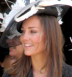 Kate Middleton boosts sales at family business