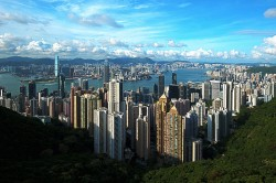 Hong Kong's richest become poorer