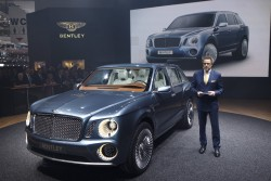 Bentley launches new luxury SUV and it won't come cheap