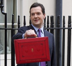 "UK Budget 2012 - ""a sting in the tail"""