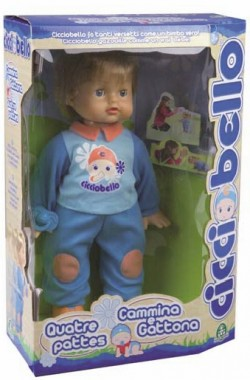 Happy birthday Cicciobello - Italy's most famous doll turns 50