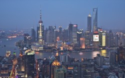 Super-rich to choose Beijing and Shanghai over Paris, research